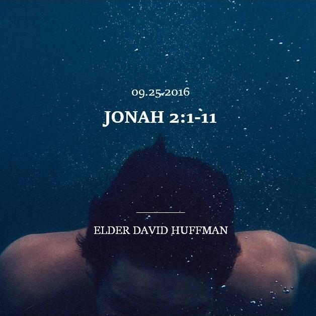 Jonah 2:1-11