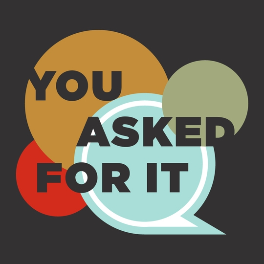 """""""YOU ASKED FOR IT"""" PART 1 UNDERSTANDING GOD'S WILL FOR MY LIFE."""