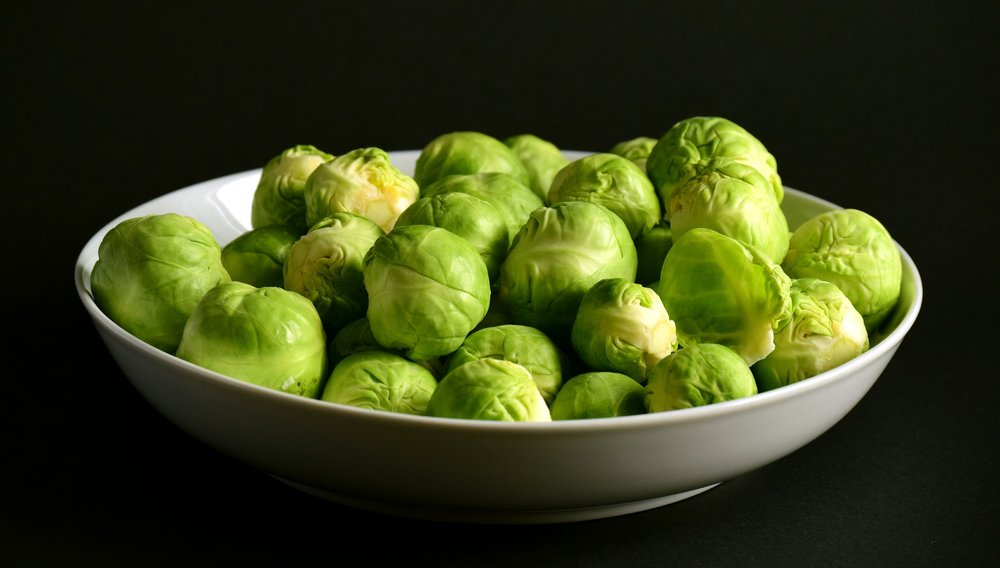 Yes, it's those Brussel Sprouts again.