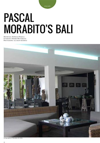 pascal morabito's bali