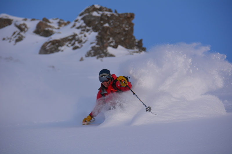 Ben Taylor - NZMGA Ski Guide