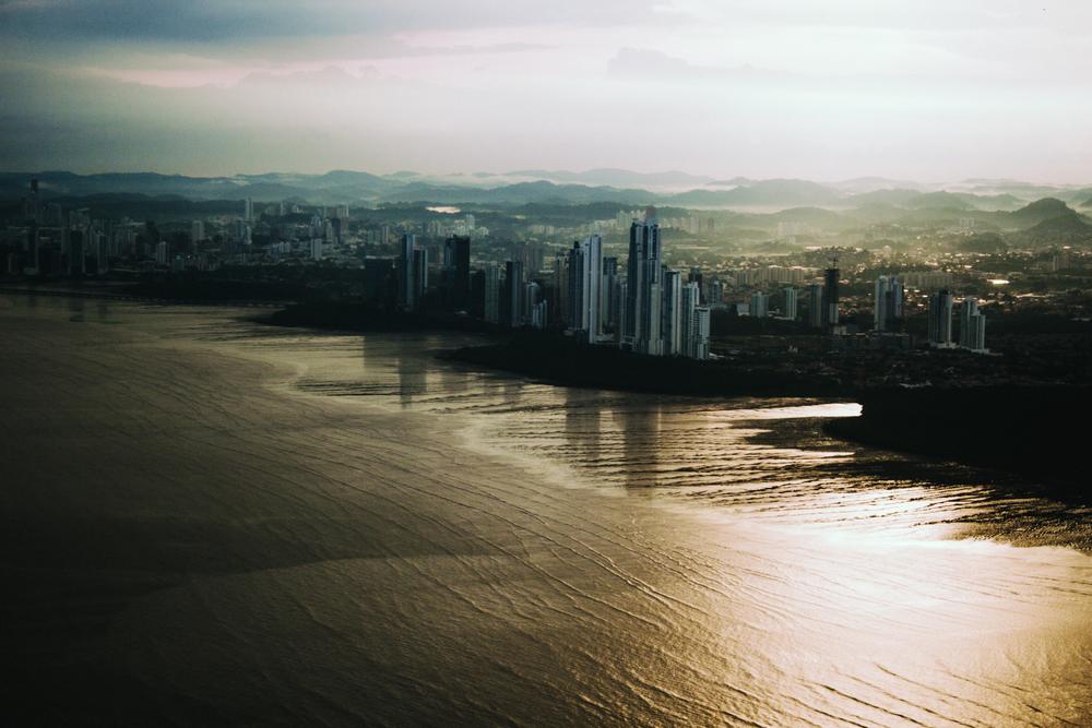 The beautiful Panama City