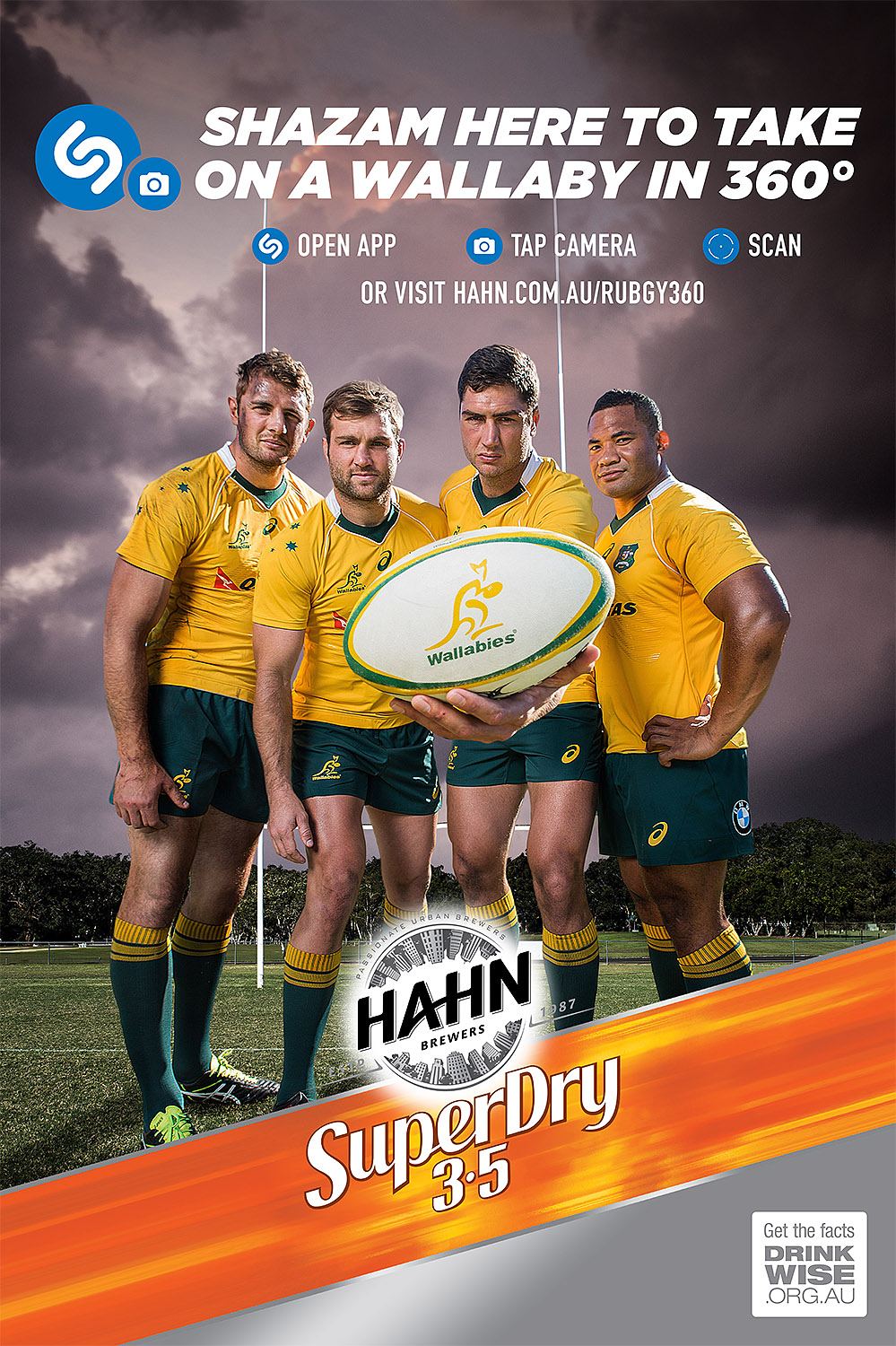 Hahn: Take on a Wallaby Promotion