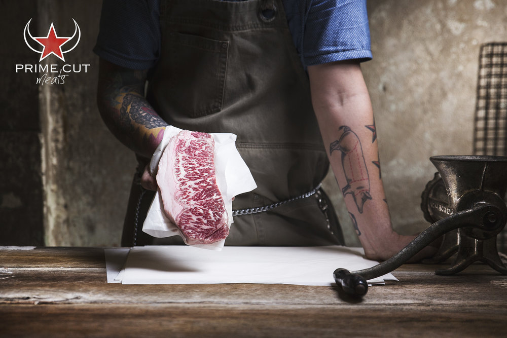 Prime Cut Meats: Website and Rebranding Photography