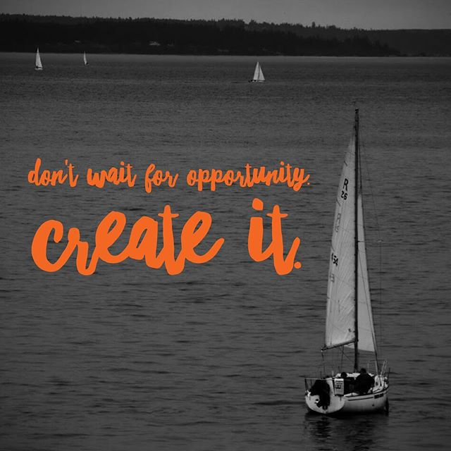 #wednesdaywisdom ⛵️🌞 Summer is a great time to ideate, or even pursue an old idea. There's no better time than the present! 💡 . . . #entrepreneur #entrepreneurlife #inspirationalquotes #inspiration