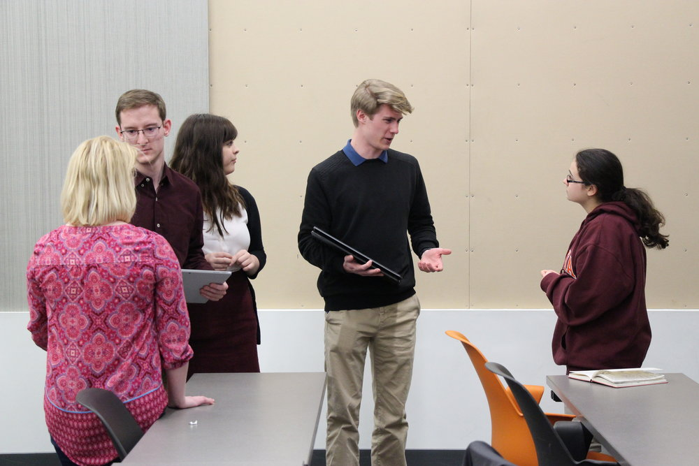 Public Events - Stay up to date on public events within the entrepreneurial community around Blacksburg. Join over 2000 others by signing up for our newsletter, delivered weekly to your inbox during the semester.