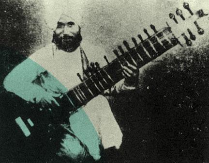 ustad imdad khan