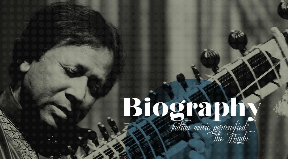 ustad shahid parvez khan biography