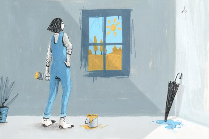 Illustration by  Christy Lundy