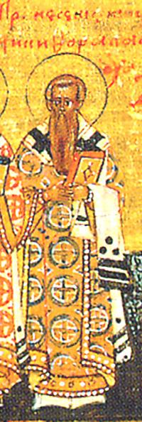 st. nicephorus, patriarch of constantinople