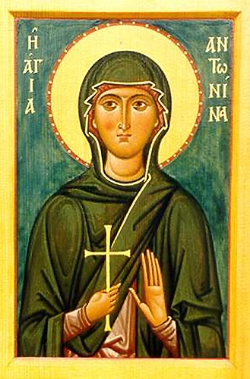 Martyr Antonina of Nicea