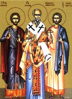 Saint Zenas of Philadelphia