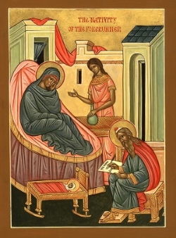 Nativity of Saint John the Baptist and Forerunner