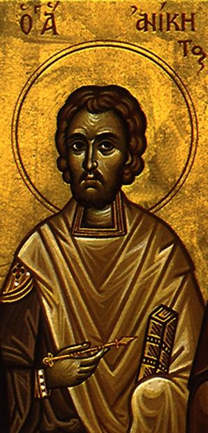 Martyr Anicetus of Nicomedia