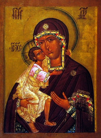 Icon of the Mother of God of St. Theodore