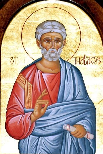 Apostle Thaddeus of the Seventy