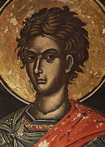 Martyr Nestor of Thessalonica