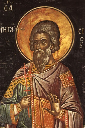 Martyr Pegasias of Persia
