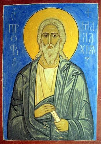 Holy Prophet Malachi