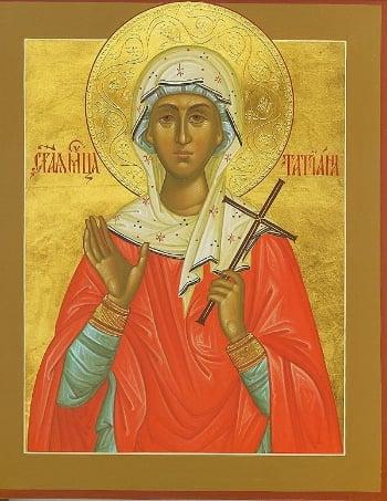 Martyr Tatiana of Rome