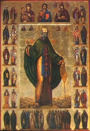 St. Savvas the Sanctified (December 5)