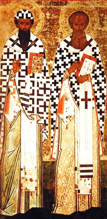St athanasius chants