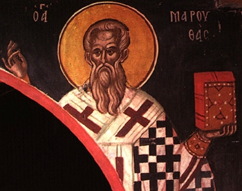 St. Maruthas the Bishop of Martyropolis in Mesopotamia