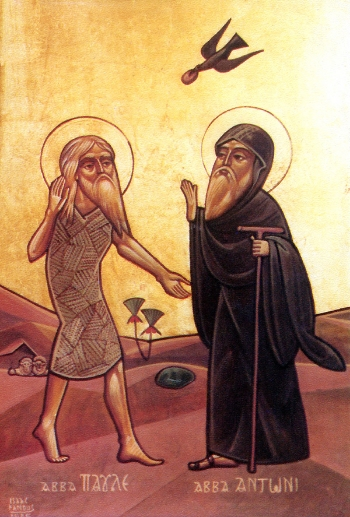 Venerable Paul the Simple and Disciple of the Venerable Anthony the Great