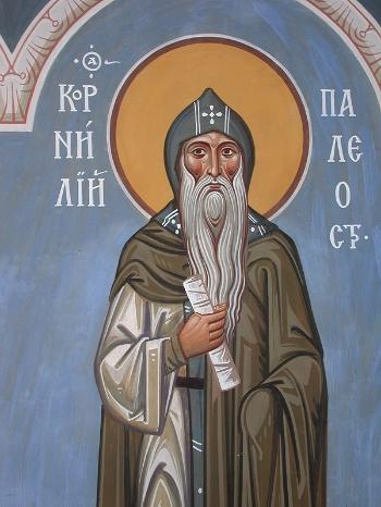 Venerable Cornealius the Abbot of Paleostrov