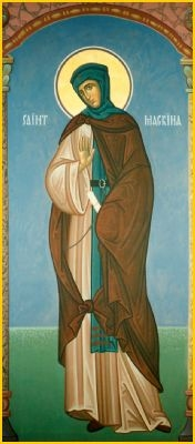 Venerable Macrina the Sister of Saint Basil the Great