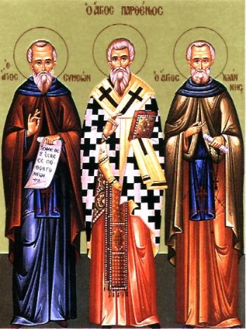 Venerable Simeon of Emessa the Fool-For-Christ