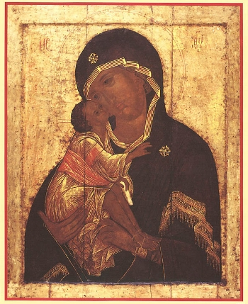 """Intercession of the """"Don"""" Icon of the Mother of God against the Tartars attack"""