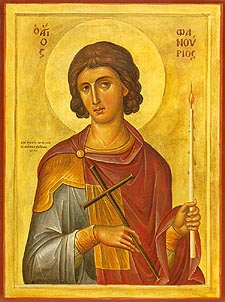St. Phanourius