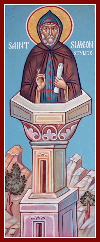 St. Symeon the Stylite