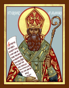 Hieromartyr Gregory the Bishop of Greater Armenia, Equal of the Apostles, the Enlightener of Armenia