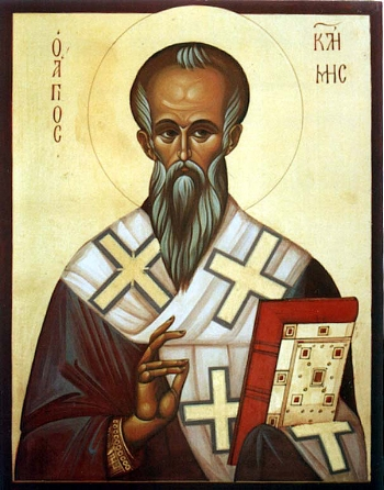 St. Clement the Bishop of Ochrid and Enlightener of the Bulgarians