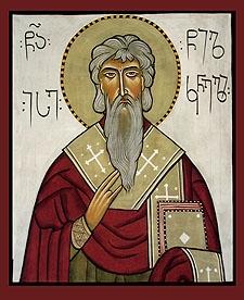 St. Jesse, Bishop of Tsikani in Georgia
