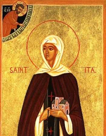 St. Ita the Hermitess of Killeedy
