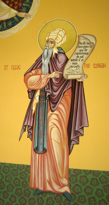 Saint Isaac the Syrian