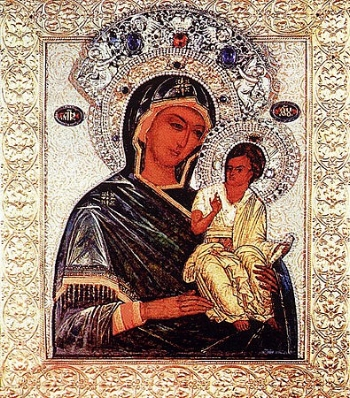 Icon of the Mother of God of Chirsk-Pskov