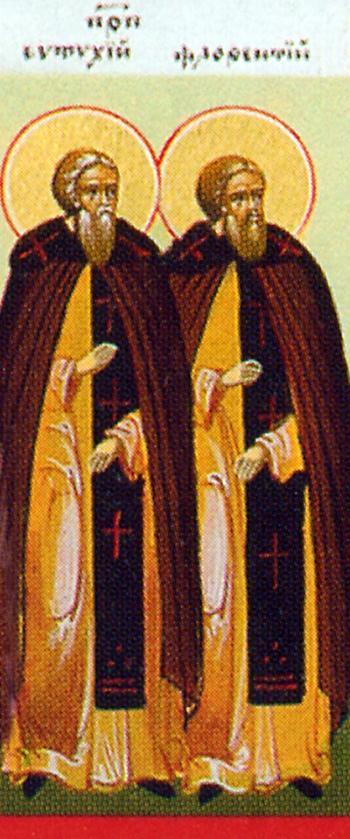 Saints Eutcyhius and Florentius of Nursia