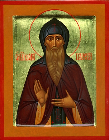 St. Oleg the Prince of Briansk