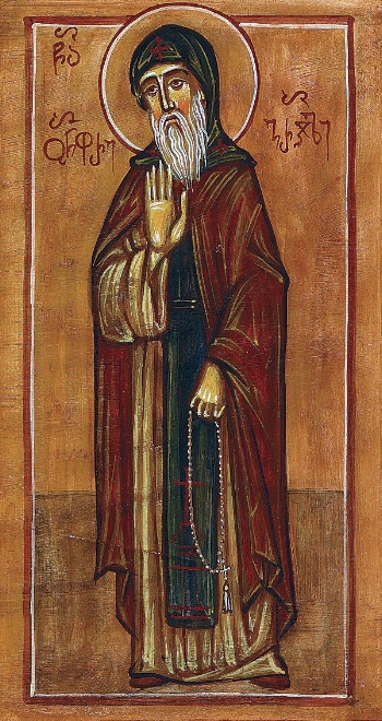 St. Onuphrius of the St. David Gareji Monastery, Georgia