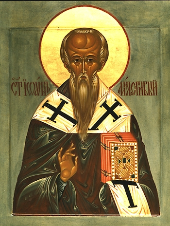 St. John the Merciful  Please click on Icon to view bulletin