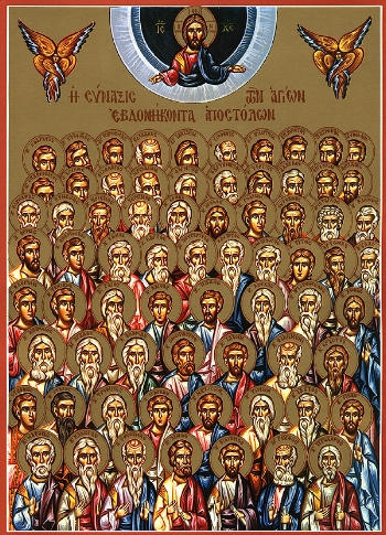 Synaxis fo the Seventy Apostles
