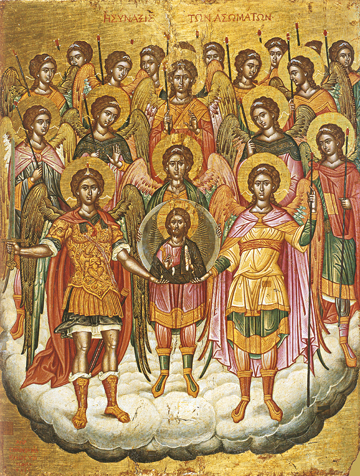 Synaxis of teh Angels