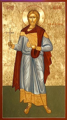 St. Alban the Protomartyr of Britain