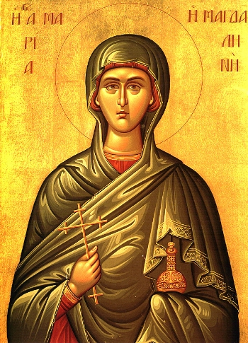 Mary Magdalene  Please click on Icon to view bulletin