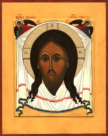 Icon of Our Lord Jesus Christ Not-Made-by-Hands