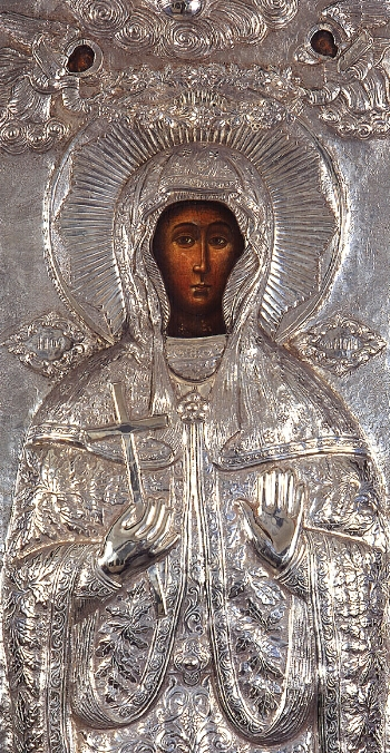Greatmartyr Euphemia the All-Praised   Please click on Icon to view bulletin